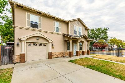 Sacramento CA Single Family Home For Sale: $339,000