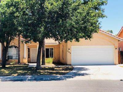 Single Family Home For Sale: 350 N Santa Clara