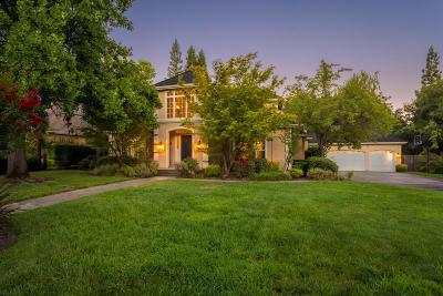 Granite Bay Single Family Home For Sale: 5055 Grosvenor Circle