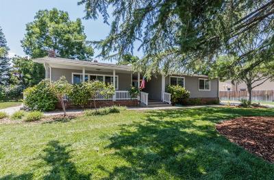Carmichael Single Family Home For Sale: 3249 Mission Avenue