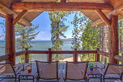 El Dorado County Condo For Sale: 3371 Lake Tahoe Boulevard