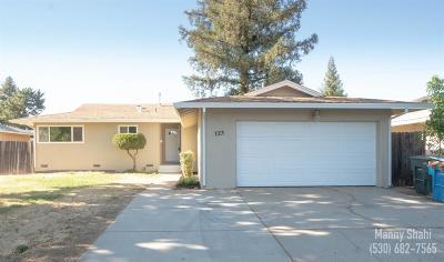 Yuba City Single Family Home For Sale: 723 Winslow Drive