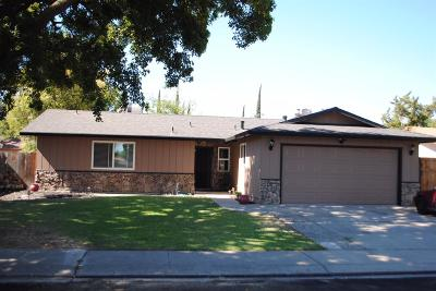 Modesto Single Family Home For Sale: 3033 Freedom