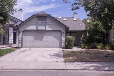 Modesto Single Family Home For Sale: 3629 Woodglen Drive