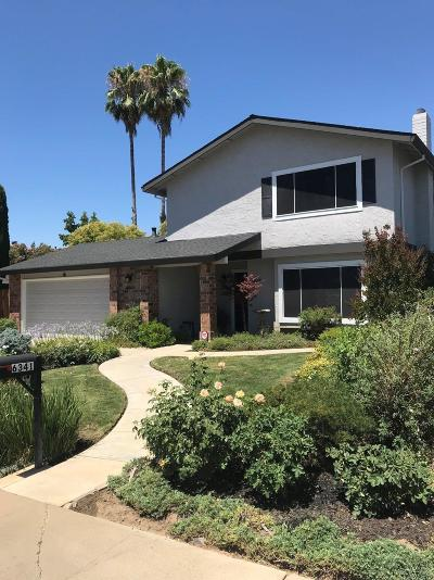 Citrus Heights Single Family Home For Sale: 6341 Shady Springs Way