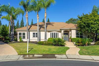 Granite Bay Single Family Home For Sale: 9033 Cedar Ridge Drive