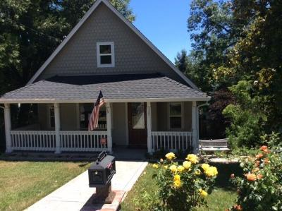 Grass Valley Single Family Home For Sale: 329 South Church Street