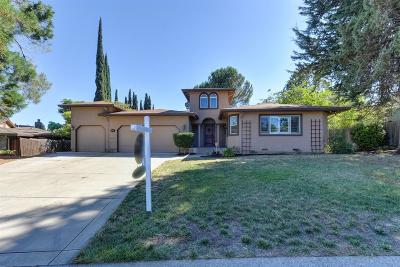 El Dorado Hills Single Family Home For Sale: 3027 Waterman Court