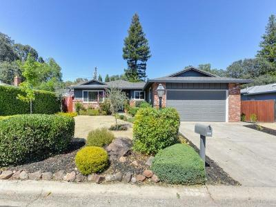Granite Bay Single Family Home For Sale: 8337 Seeno Avenue