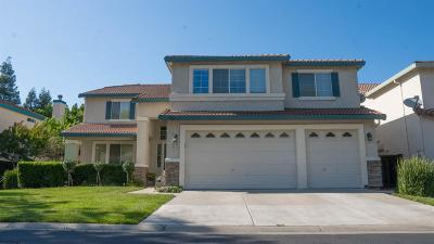 Stockton Single Family Home For Sale: 6546 Brook Hollow Circle