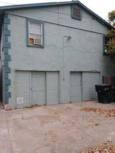 Sacramento Multi Family Home For Sale: 719 Morrison Avenue