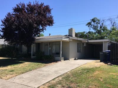 Sacramento Single Family Home For Sale: 5119 58th Street