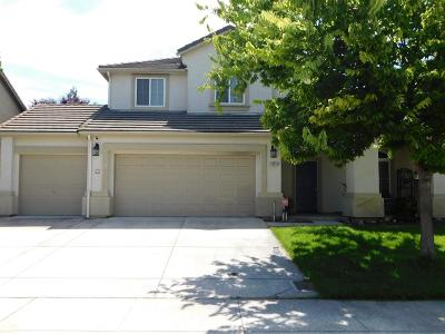 Stockton Single Family Home For Sale: 10516 Clarks Fork Circle