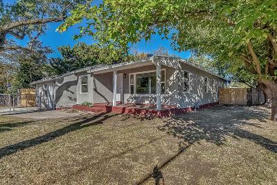 Stockton Single Family Home For Sale: 2405 Telegraph Avenue