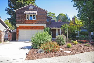 Single Family Home For Sale: 1251 Cavanaugh Way