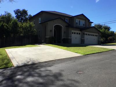 Fair Oaks Single Family Home For Sale: 7664 Sunset Avenue