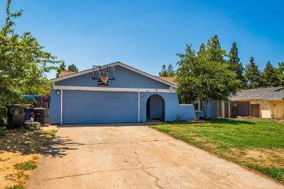 Citrus Heights CA Single Family Home For Sale: $399,000