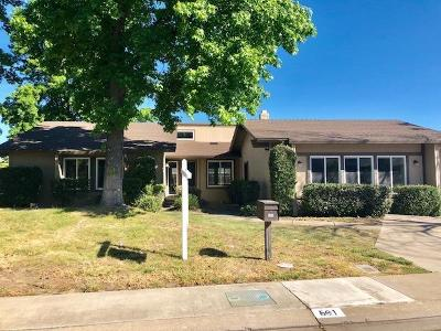Modesto Single Family Home For Sale: 501 Avanel Drive
