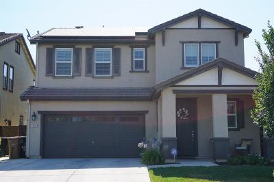 Elk Grove Single Family Home For Sale: 10537 Fossil Way