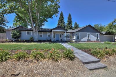 Orangevale Single Family Home For Sale: 7001 Chestnut