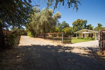 Fair Oaks Single Family Home For Sale: 4915 Hazel Avenue