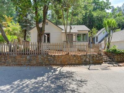 Placerville Single Family Home For Sale: 2903 Bedford