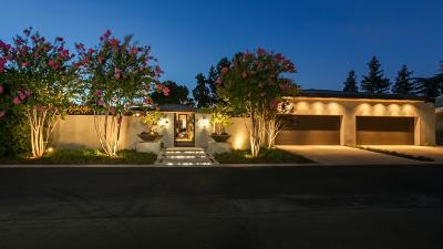 Modesto Single Family Home For Sale: 913 Country Club Drive