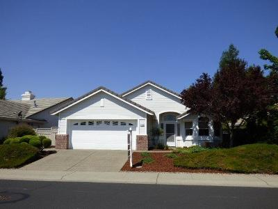 Roseville Single Family Home For Sale: 4105 Rose Creek Road