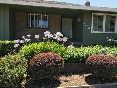 Fair Oaks Single Family Home For Sale: 7850 Chabolyn Way