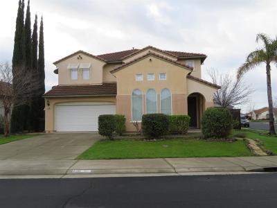 Roseville CA Single Family Home For Sale: $530,000
