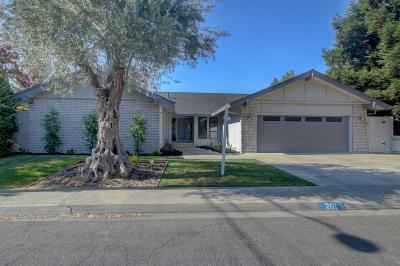 Modesto Single Family Home For Sale: 201 Griswold
