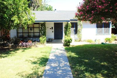 Modesto CA Single Family Home For Sale: $130,000