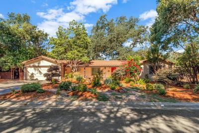 Sacramento Single Family Home For Sale: 2711 Creekside Lane