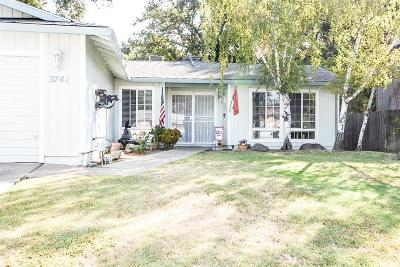 Stockton Single Family Home For Sale: 3741 West Creek Drive