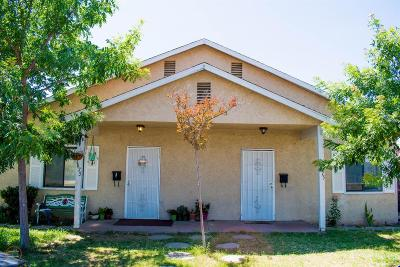 Merced Multi Family Home For Sale: 1673 Cypress Way #1675