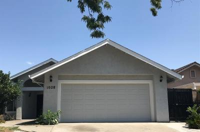 Oakdale, Modesto Single Family Home For Sale: 1028 Carlos Court