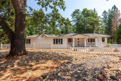 Georgetown CA Single Family Home For Sale: $385,000