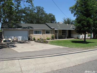 Fair Oaks Single Family Home For Sale: 7117 Palm Ave