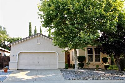 Roseville Single Family Home For Sale: 1848 Carneilian Drive