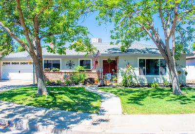 Merced Single Family Home For Sale: 3841 Claremont Court