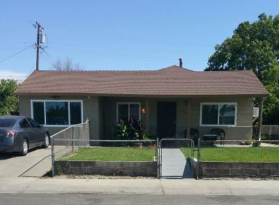 Stockton Single Family Home For Sale: 314 Howard Street