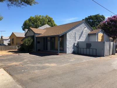 Manteca Multi Family Home For Sale: 110 North Sherman