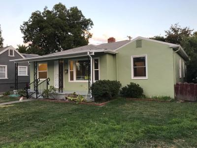 Stockton Single Family Home For Sale: 1534 Picardy