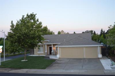 Roseville Single Family Home For Sale: 1384 Palmerston Loop
