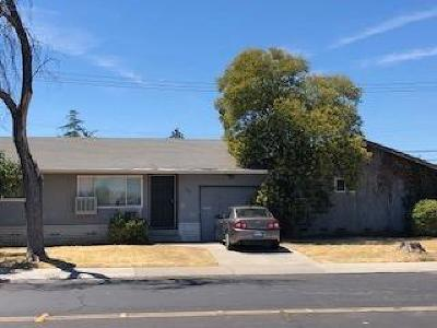 Stockton Multi Family Home For Sale: 143 West Bianchi Road