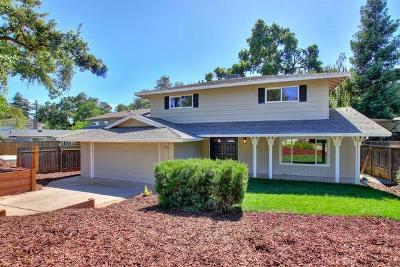 Citrus Heights Single Family Home For Sale: 6336 Creekcrest Circle