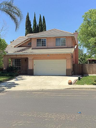 Tracy Single Family Home For Sale: 1639 Woodland Court