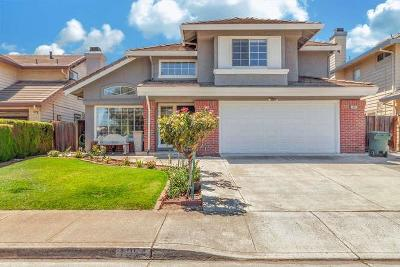 Tracy Single Family Home For Sale: 1954 Woodcrest Court