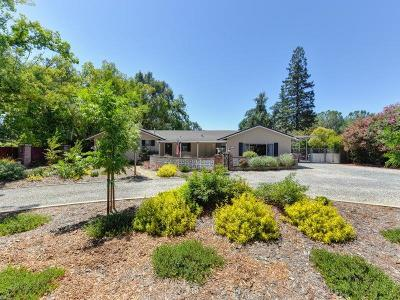 Sacramento Single Family Home For Sale: 4330 Berrendo Drive