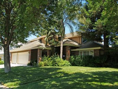 Modesto Single Family Home For Sale: 2724 Nora Lane